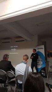 Melbourne SEO Meetup - Presenting