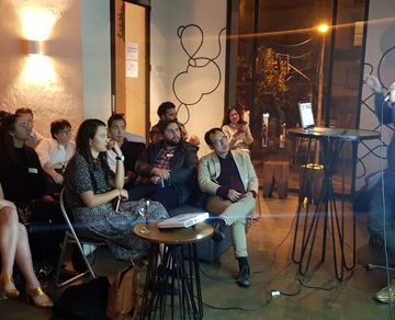Melbourne SEO Meetup - Learning underway