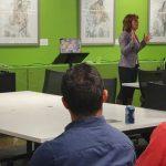 Kate Toon and Melbourne SEO Meetup