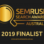 SEMRush Awards Nomination Melbourne SEO Meetup