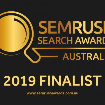 SEMRush Awards Nomination Melbourne SEO Meetup
